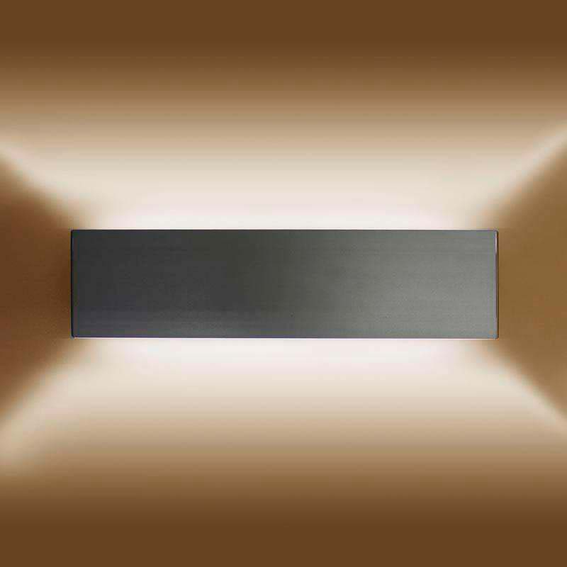 Aplique Led WALL 330, 10W, Blanco neutro